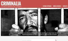 El Lado Curioso & Geek De La Red  ®: Criminalia: también existe una enciclopedia online...