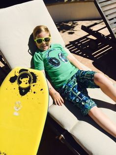 Liam McDermott's summer style