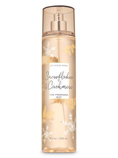Bath & Body Works Snowflakes & Cashmere Fine Fragrance Mist - Bath And Body Bath Body Works Coupon, Bath N Body Works, Bath And Body Works Perfume, Body Wash, Perfume Diesel, Best Perfume, Cashmere Mist Perfume, Perfume Lady Million, Beauty Products