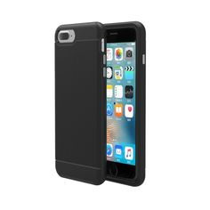 [$1.66] For iPhone 7 Plus Separable Bumblebee TPU + PC Combination Case(Black)