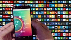 Top 5 Android launchers 2014
