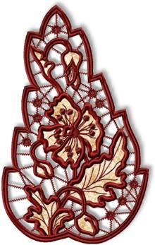 Set of 12 Machine Embroidery Designs Cutwork Embroidery, Types Of Embroidery, Machine Embroidery Patterns, Embroidery Stitches, Lacey Pattern, Advanced Embroidery, Free Stencils, Point Lace, Lace Knitting