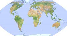 Edelmetalle – Wo werden Edelmetalle gefördert? Die Karte zeigt insbesondere die Standorte von Goldbergwerken (Die Basisquelle für diese Karte[1] nimmt leider keine genauere Unterscheidung vor)