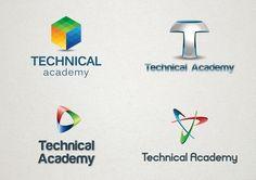 Basf - Propostas para de logo para Technical Academy