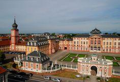 Schloss Bruchsaal - Händelfestspiele Karlsruhe  24 t/m 28 februari