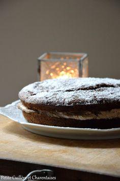Gâteau à la Farine de Châtaigne et à la Brousse { sans gluten } Sans Gluten, Cake, Desserts, Food, Battle, Drinks, Cooking Food, Recipes, Tailgate Desserts