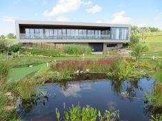 Uitzicht over de #pitchenputt #golfbaan in #Doetinchem. Leuk voor ...