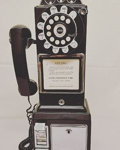 "Soon no one will know why we say ""hang up the phone""... #tbt #MyUniqueFinds"