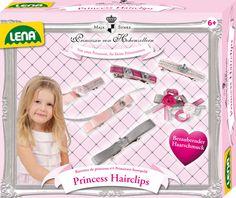 Princess Hairclips zum Basteln für kleine Prinzessinnen, by Maja Prinzessin von Hohenzollern/Lena.http://www.mytoys.de/LENA-Prinzessin-von-Hohenzollern-Diadem-Zepter/Kreatives-unter-10/KID/de-mt.bs.fe01.05/3571699 http://www.windeln.de/catalog/search/?q=prinzessin+von+Hohenzollern