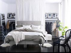 simple {ikea} bedroom ideas...