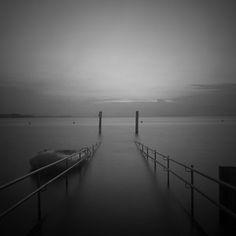 Photography, Digital in Construction, Edifice, Pier, pontoon, Canon 400d + nd filter + pl filter, Photoshop post-editing, Garda Lake Peschiera del Garda Verona Italy - Image #540597