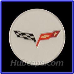 Chevrolet Corvette Hub Caps, Center Caps & Wheel Covers - Hubcaps.com #chevrolet #chevroletcorvette #chevy #chevycorvette #corvette #centercaps #wheelcaps