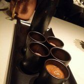 Abacus - American (New) - Uptown - Dallas, TX - Reviews - Menu - Yelp - Must try the lobster shooters.