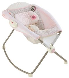 This would be PERFECT to have next to the bed at night, instead of having baby sleep with us in bed while nursing. :S Fisher-Price Deluxe Newborn Rock n' Play Sleeper - My Little Sweetie Rock And Play, Crib Swing, Rock N Play Sleeper, Architecture Design, Newborn Sleeper, Baby Bash, Baby Bouncer, Baby Swings, Babies R Us