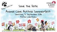 ACA Sommerfest 2016 (1) Save The Date, Blog, Blogging