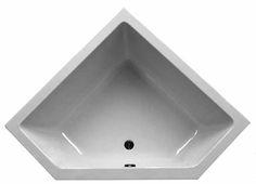 corner soaking tubs for small bathrooms | MTI Deborah Tub - MTI # 113