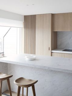 Minimal Kitchen Design Inspiration is a part of our furniture design inspiration series. Minimal Kitchen design inspirational series is a weekly showcase Minimal yet Elegant Kitchen Design Ideas - The Architects Diary Modern Minimalist Bedroom, Minimalist Kitchen, Minimalist Interior, Minimalist Decor, Minimalist Design, Minimalist Living, Minimalist Cabinets, Minimalist Furniture, Minimalist Style