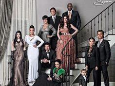 i like this elegant family photo.