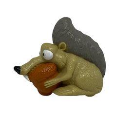 Ice Age Movies, Squirrel, Dinosaur Stuffed Animal, Lion Sculpture, Fox, Animals, Ebay, Animales, Animaux