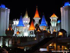 Las Vegas - The Strip - night  http://www.computerblog.ro/dan/las-vegas-the-srip-night.html