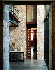 Gorgeous Vineyard Residence Architecture