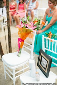 10 Ideas for Remembering Loved Ones at Your Wedding