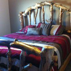 Log bed:)