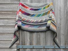Ravelry: knit/lab Colorwork Crescent pattern by Kieran Foley