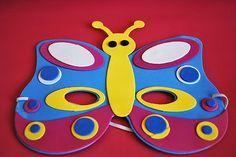 Butterfly Mask £0.60