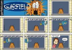 Garfield Comic Strip March 06 2016 on GoComics.com