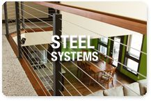Cable Railing Systems: Stainless Steel Cable Wiring for Decks & Stairs Deck Stairs, Deck Railings, Stainless Steel Cable Railing, Cable Railing Systems, Buy Tools, Condo Living, Cottage Ideas, Home Reno, Stairways