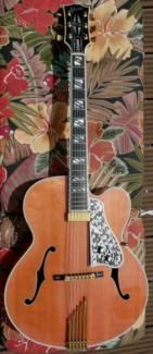 Gibson Le Grand Jazzgitarre Master Model NP 12999,- wie neu!! in Nordrhein-Westfalen - Engelskirchen | Musikinstrumente und Zubehör gebraucht kaufen | eBay Kleinanzeigen