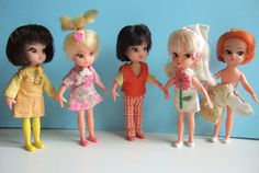 Kitsch and Curious: More dolly darlings