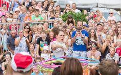 27.07.2016 - 25. Int. Straßentheaterfestival OLALA - Lienz http://ift.tt/2aamzNt #brunnerimages