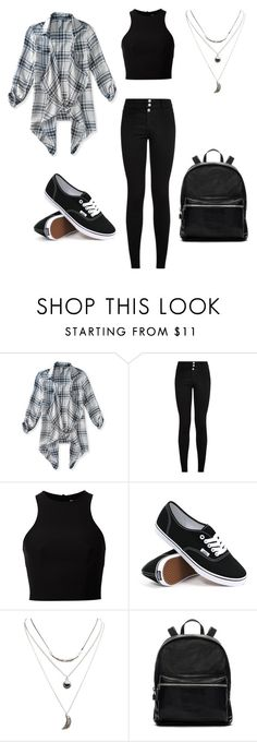 """""""Untitled #88"""" by emeraldmlove ❤ liked on Polyvore featuring Aéropostale, T By Alexander Wang, Vans, Wet Seal and Elizabeth and James"""