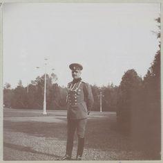 Spala 1912: Ajudante Ermolov.