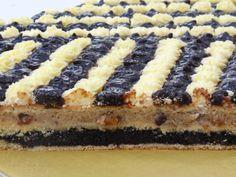 Solčanský skladaník - recept postup 1 Nutella, Tiramisu, Food And Drink, Cooking Recipes, Bread, Cookies, Baking, Cake, Ethnic Recipes