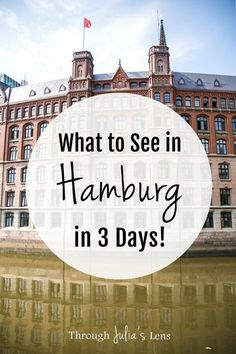 Journey Nursing Organizations - How To Define Fantastic Nursing Agencies Looking For Things To Do In Hamburg? From Chocolate Tours To Seeing Where The Beatles First Performed Internationally, These Are The Top Things To Do In Hamburg Europe Travel Tips, European Travel, Travel Guides, Travel Destinations, Beatles One, Hamburg Germany, Free Travel, Cruise Vacation, Germany Travel
