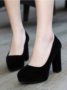 Discover the latest high heels at CHOiES. Shop a collection of high heels, high heel shoes, stilettos and pointed heels styles with CHOiES. Cute Shoes Heels, Platform Shoes Heels, Fancy Shoes, Prom Shoes, Pretty Shoes, Black Shoes, Shoe Boots, High Heels, Trendy Womens Shoes