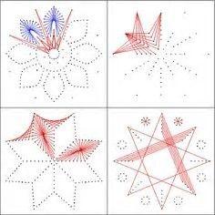 Image result for Easy String Art Patterns