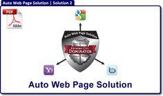 Auto Web Page Solution Marketing Websites, Marketing Companies, Internet Marketing, Social Media Marketing, Website Design, Search Engine Marketing, Seo Services, Ads, Psychics