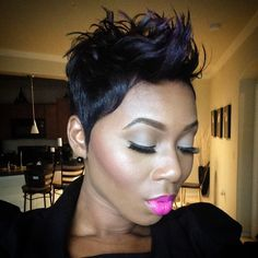 Women Hairstyles Over 50 .Women Hairstyles Over 50 Informations About Hairstyles With Bangs - SalePr Short Sassy Hair, Short Hair Cuts, Short Hair Styles, Pixie Cuts, Pixie Styles, Short Pixie, Cute Hairstyles For Short Hair, Bandana Hairstyles, Retro Hairstyles