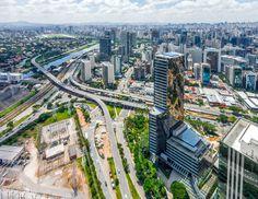 aflalo/gasperini arquitetos: Edifício corporativo Berrini One, São Paulo - Arcoweb