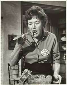 """""""Cooking is one failure after another, and that's how you finally learn."""" Julia Child"""
