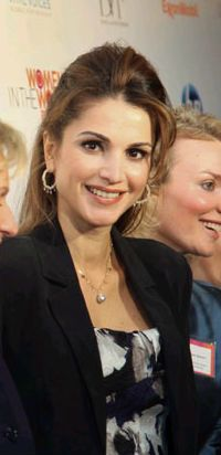 ♔♛Queen Rania of Jordan♔♛..