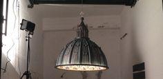 Luminária é réplica perfeita do domo da Basílica de São Pedro, no Vaticano - 11/04/2016 - UOL Estilo de vida