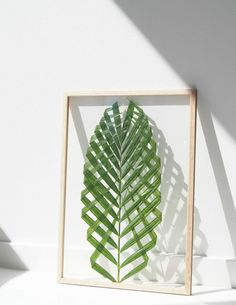 DIY abstract botanical art | http://anthologymag.com/blog3/2015/05/05/diy-abstract-botanical-art/