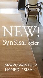 You Won T Have To Worry About Spills With Our Synsisal Collection Synthetic Sisal Pinterest