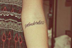 Wanderlust ink - inspiration