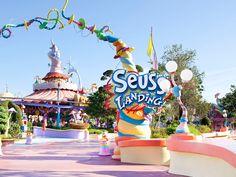 Seuss Landing™   Book Events in Orlando